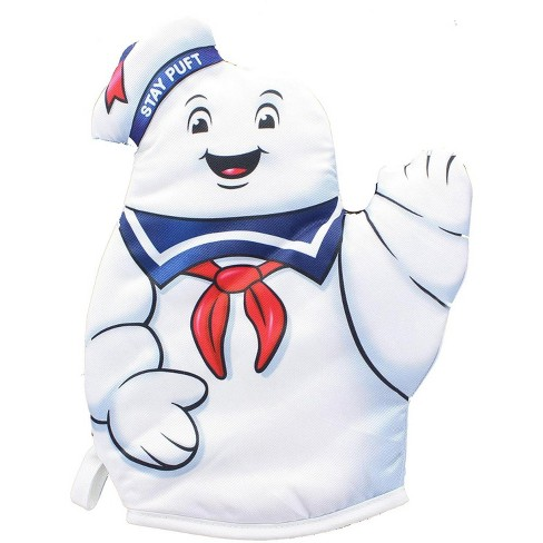 Cryptozoic Entertainment Ghostbusters Stay Puft Marshmallow Man Oven Mitten - image 1 of 3