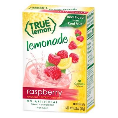 True Lemon Raspberry Lemonade - 10pk/0.106oz