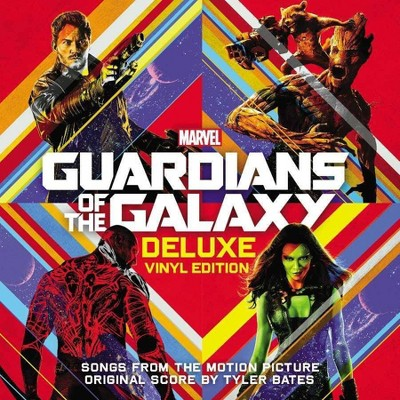 Guardians of the Galaxy - Songs and Original Score (Vinyl)