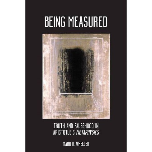 Being Measured - (Suny Ancient Greek Philosophy) by  Mark R Wheeler (Hardcover) - image 1 of 1