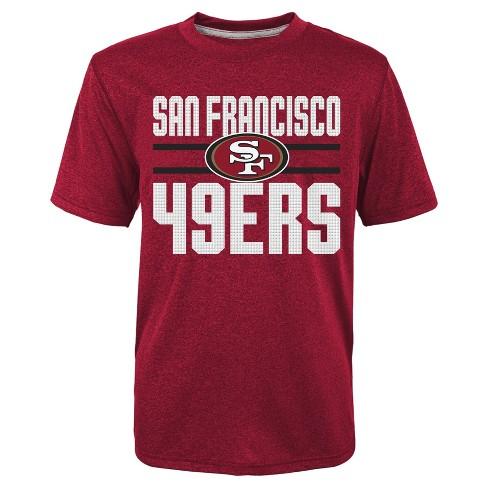 San Francisco 49ers Boys  Textured Gel Print...   Target 5220013a1