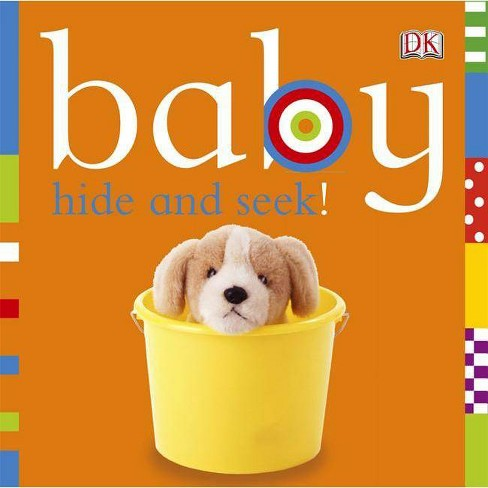 Baby: Hide and Seek! - (Chunky Baby) (Board_book) - image 1 of 1