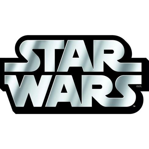 Nmr Distribution Star Wars Vintage Logo Funky Chunky Magnet Target