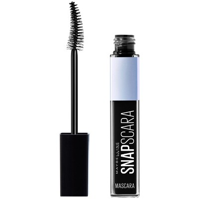 Mascara & Lashes: Maybelline Snapscara