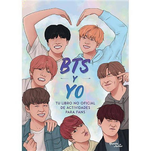Bts Y Yo - by  Becca Wright (Paperback) - image 1 of 1