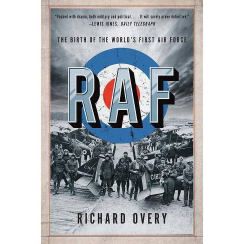 RAF - by  Richard Overy (Paperback) - image 1 of 1