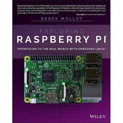 Exploring Raspberry Pi - by  Derek Molloy (Paperback)