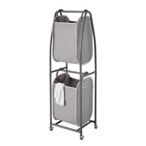 Neatfreak 2 Tier Rolling Vertical Laundry Sorter - image 1 of 3