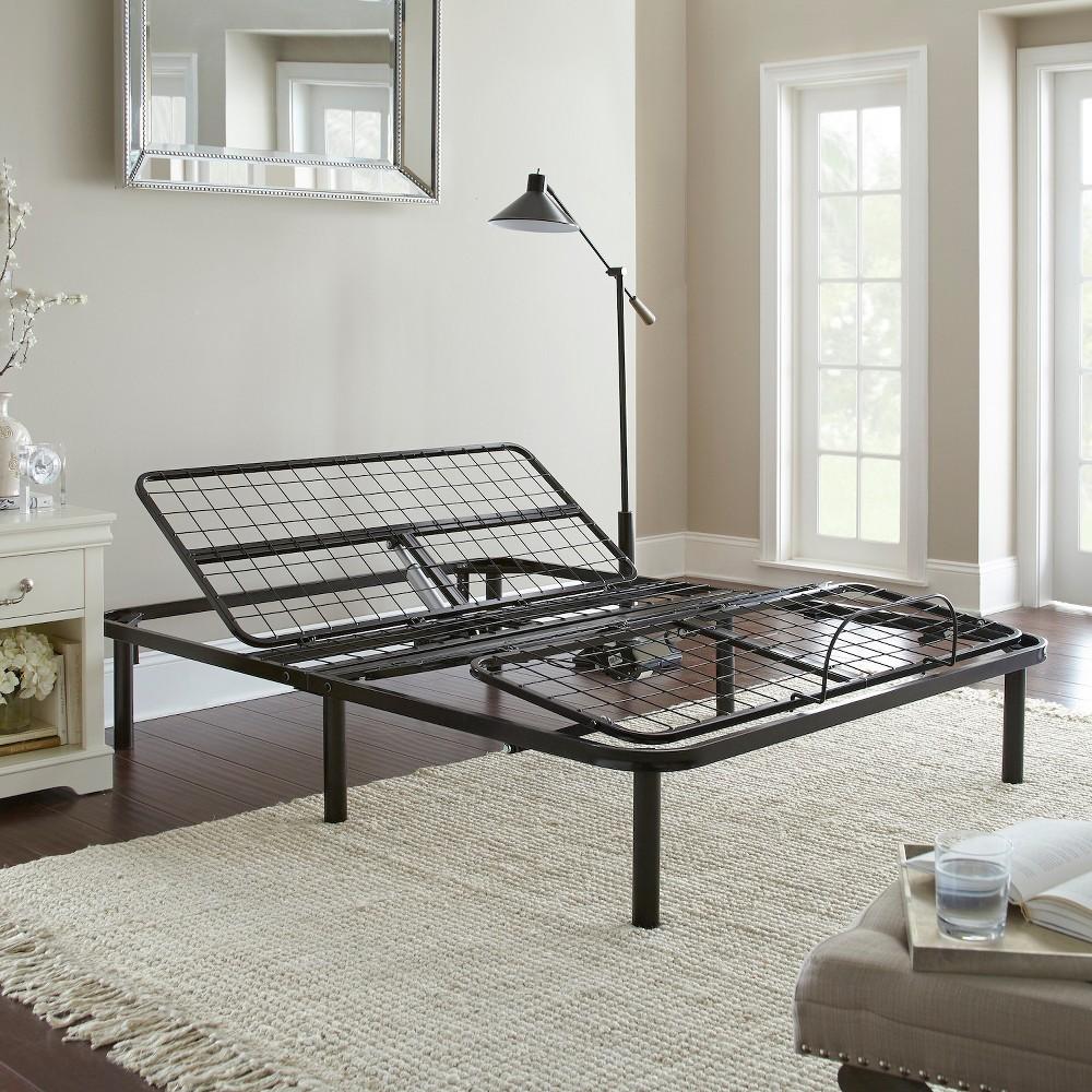 Flex Adjust Premium Adjustable Bed Twin XL Black - Eco Dream