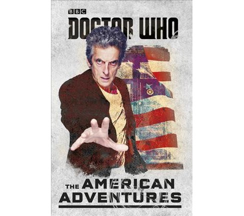 American Adventures (Hardcover) (Justin Richards) - image 1 of 1