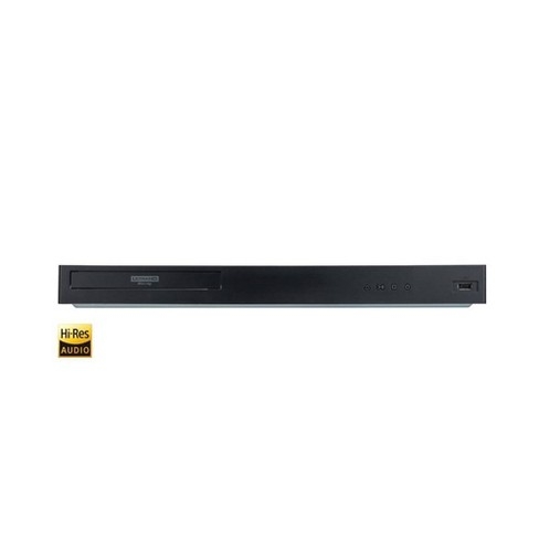 LG 4K Ultra-HD Blu-ray Player with HDR Compatibility (UBK80)