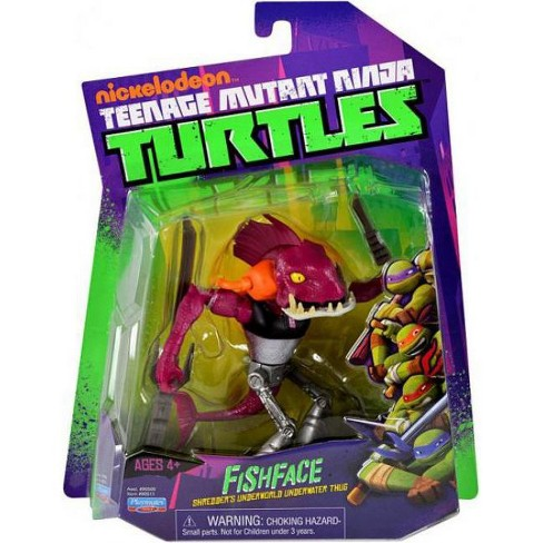 Teenage Mutant Ninja Turtles Toys ET