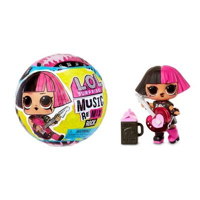 L.O.L. Surprise! Remix Rock Tots Fashion Doll