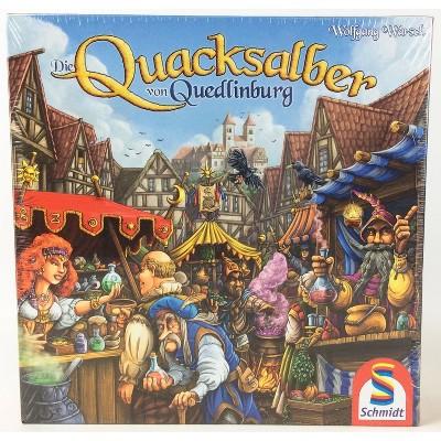 Die Quacksalber von Quedlingburg Board Game