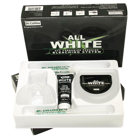 Dr. Collins All White 22% Bleaching System - image 1 of 1