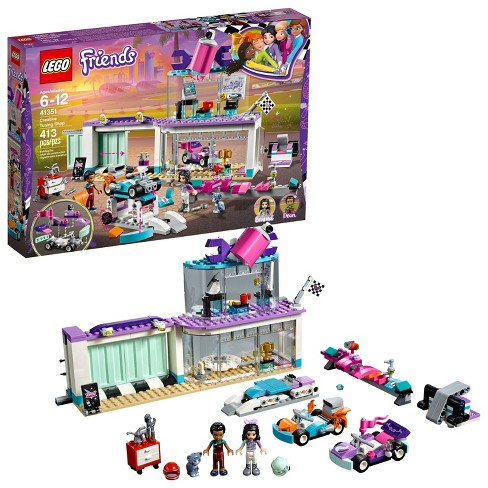 LEGO Friends Creative Tuning Shop 41351 - image 1 of 7