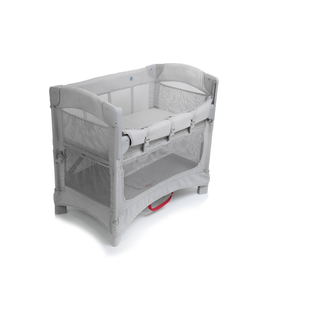 Image of Arm's Reach Mini 2-in-1 Ezee Co-Sleeper Bassinet - Gray