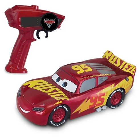 Disney Pixar Cars 3 Lightning Mcqueen Racing Series Metallic Red