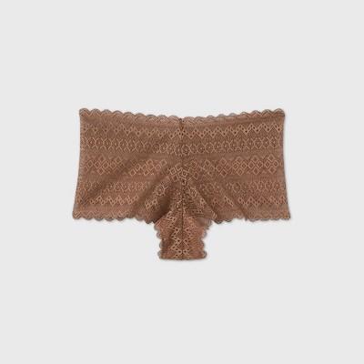 Women's All Over Lace Cheeky Underwear - Auden™