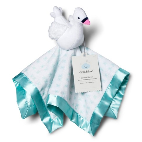 Security Blanket Cloud Island™ Swan   Target e2a5672f3
