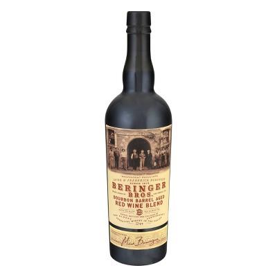 Beringer Bros. Bourbon Barrel Red Blend Red Wine - 750ml Bottle