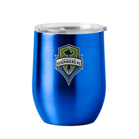 MLS Seattle Sounders Ultra Curved Wine Tumbler 16oz - image 1 of 2