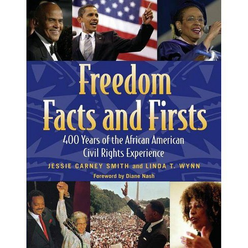 Freedom Facts and Firsts - by  Jessie Carney Smith & Linda T Wynn (Paperback) - image 1 of 1