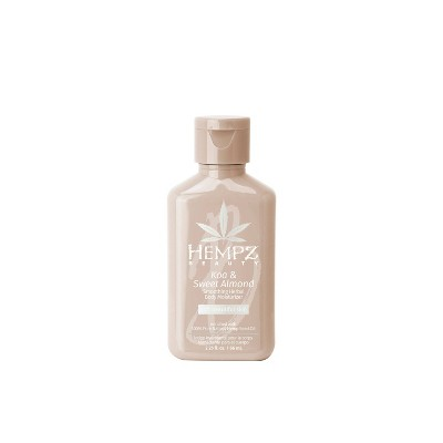 Hempz Smoothing Koa and Sweet Almond Herbal Body Moisturizer - 2.25 fl oz