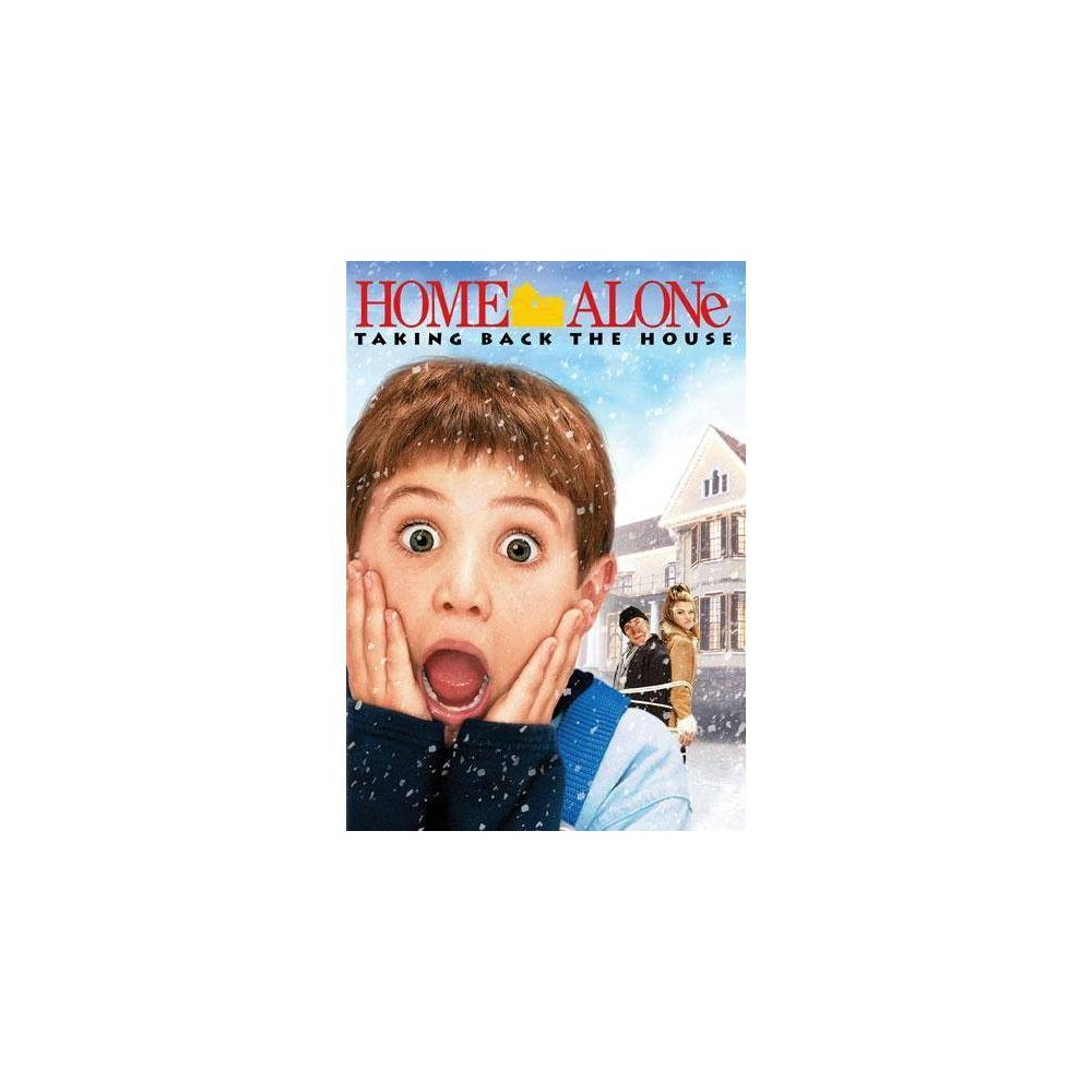 Home Alone: Taking Back The House (DVD) Home Alone: Taking Back The House (DVD)
