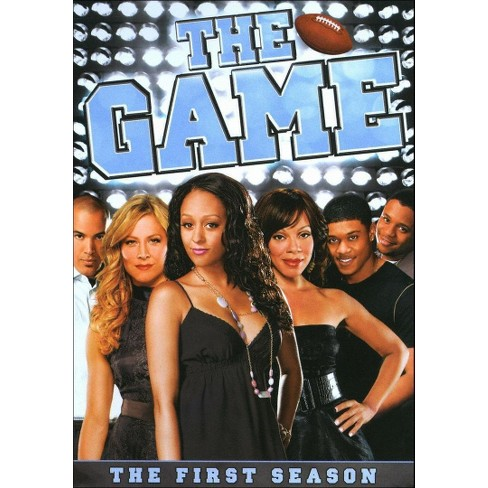 The Game: The First Season (3 Discs) (dvd_video) - image 1 of 1