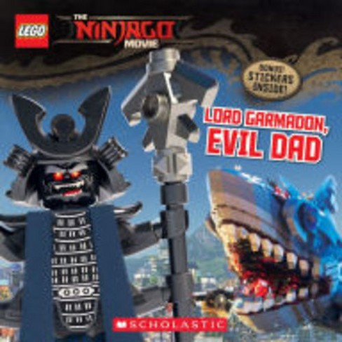 Lord Garmadon, Evil Dad (Paperback) (Miahcel Petranek) - image 1 of 1