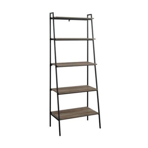 "72"" Sophia Open Storage Ladder Bookshelf - Saracina Home - image 1 of 4"
