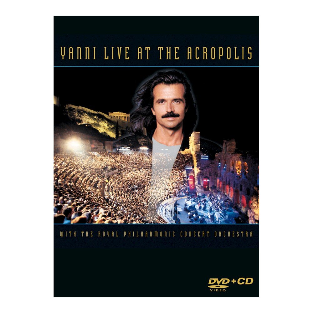 Live At The Acropolis (Dvd)