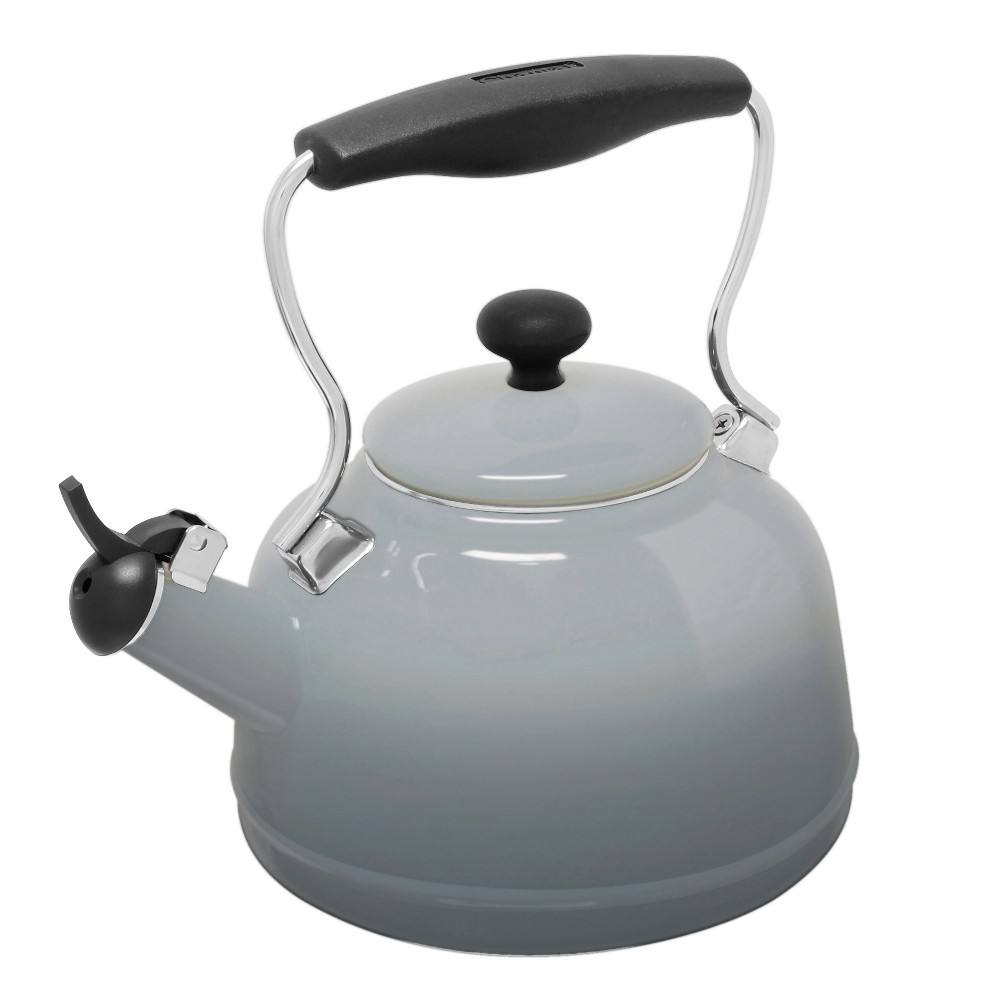 Chantal Vintage Teakettle 1.7qt - Gray