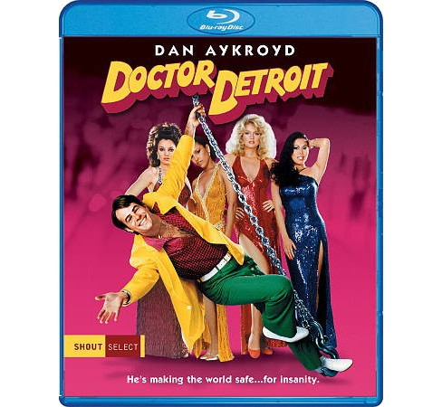 Doctor Detroit (Blu-ray) - image 1 of 1