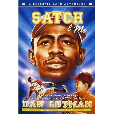 Satch Me Baseball Card Adventures Paperback By Dan Gutman Paperback