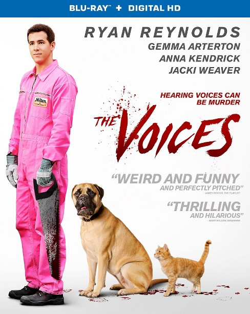 Voices (Blu-ray) - image 1 of 1