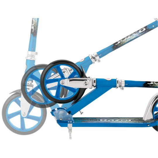 Razor A5 Lux Scooter Blue image number null
