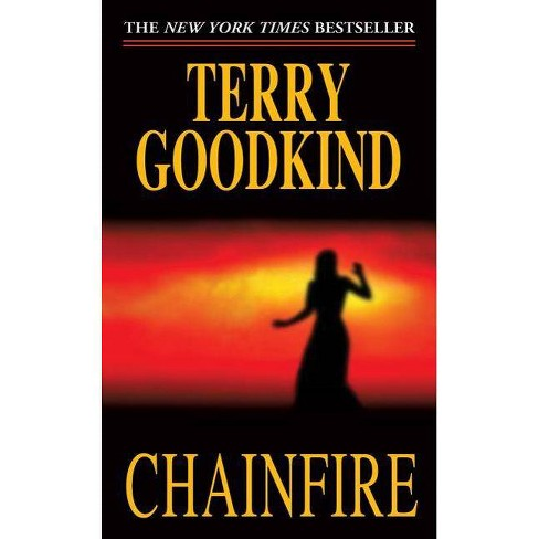 Chainfire - (Sword of Truth (Paperback)) by  Terry Goodkind (Paperback) - image 1 of 1