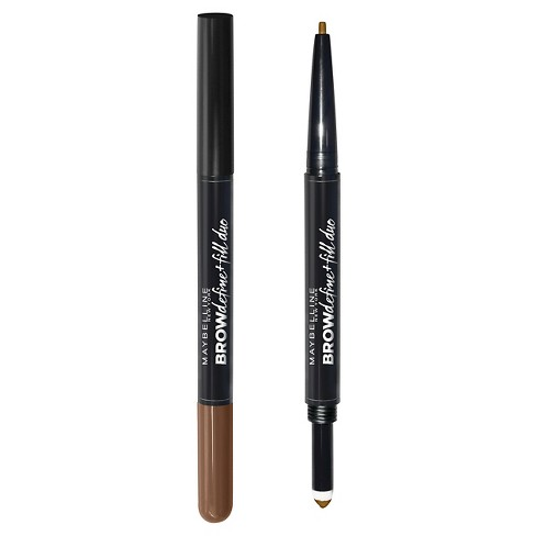Maybelline Eyestudio Brow Define + Fill Duo 255 Soft Brown 0.021oz - image 1 of 4