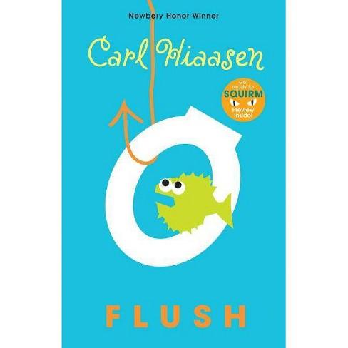 Flush - by  Carl Hiaasen (Paperback) - image 1 of 1