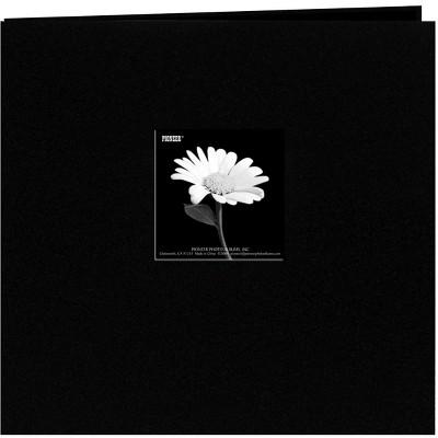 "Pioneer Book Cloth Cover Post Bound Album 8""X8"""