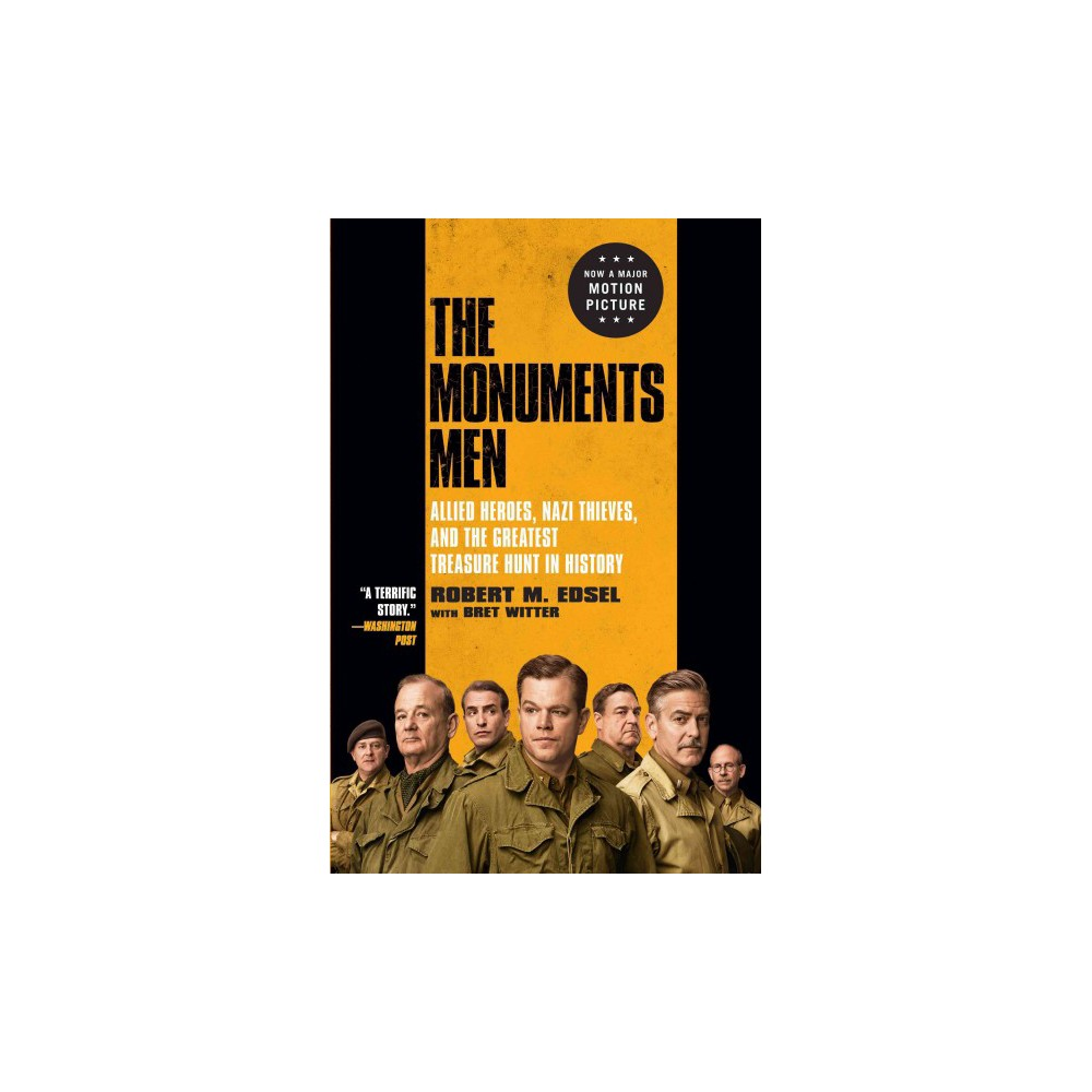 The Monuments Men ( Thorndike Press Large Print Basic) (Hardcover)
