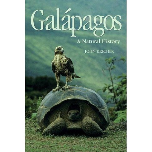 Gal�pagos - by  John Kricher (Paperback) - image 1 of 1