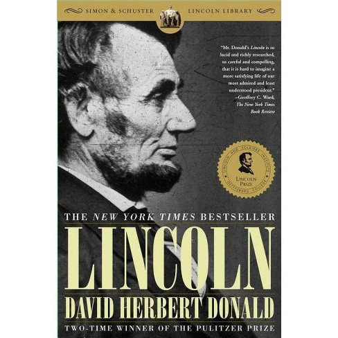 Lincoln - by  David Herbert Donald (Paperback) - image 1 of 1