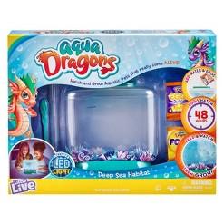 Little Live Aqua Dragons Deep Sea Habitat