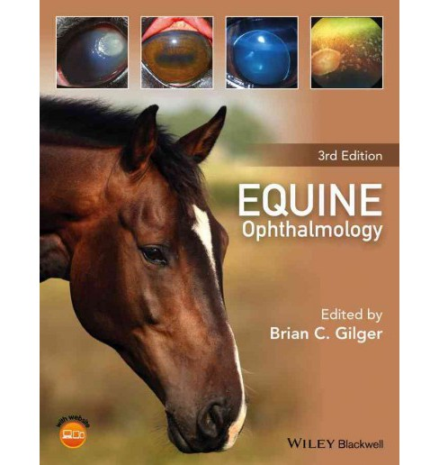 Equine Ophthalmology : Website Associated W/Book (Hardcover) - image 1 of 1