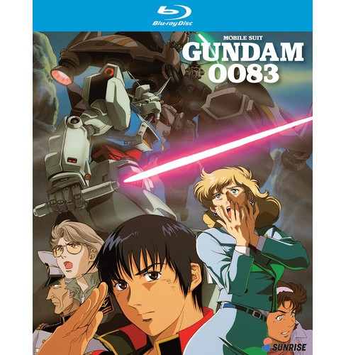 Mobile Suit Gundam:0083 Blu Ray Colle (Blu-ray) - image 1 of 1