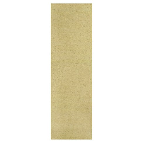 Bliss Canary Shag Woven Rug - KAS - image 1 of 1