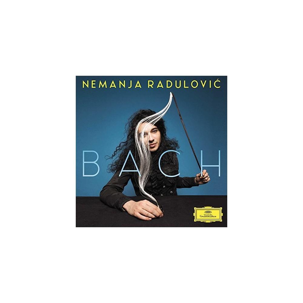 Nemanja Radulovic - Bach (CD)